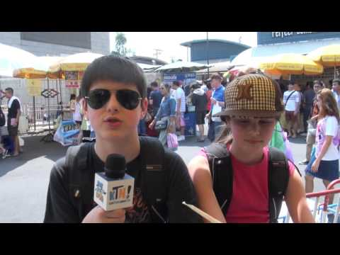 Chatuchak Weekend Market, Bangkok, Thailand - Kids Travel News 2014