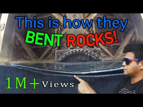 Rock MELTING Technology at Ramappa Temple, India