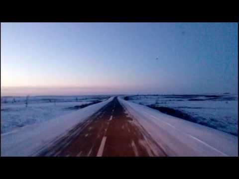 Дальнобой. Рейс на Газели по России. МОСКВА - ТАЗОВСКИЙ. День 6