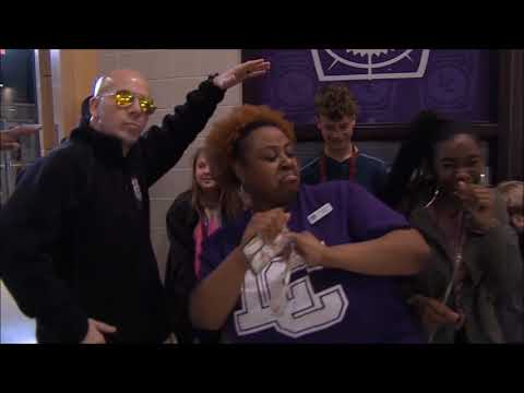 Tevin Studdard Indianapolis Indiana Lynhurst Middle School Music Video