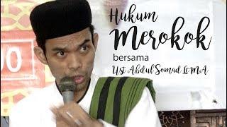 Download Mp3 Ust Abdul Somad Lc Ma Menjawab Hukum Merokok