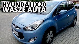 Hyundai ix20 - Wasze auta - Test #37 - Oskar i Mirek