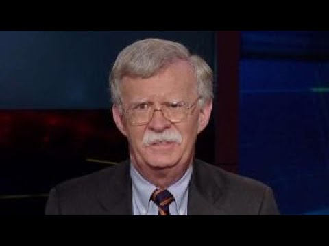 Amb. Bolton: Sanctions are aimed at China and Russia