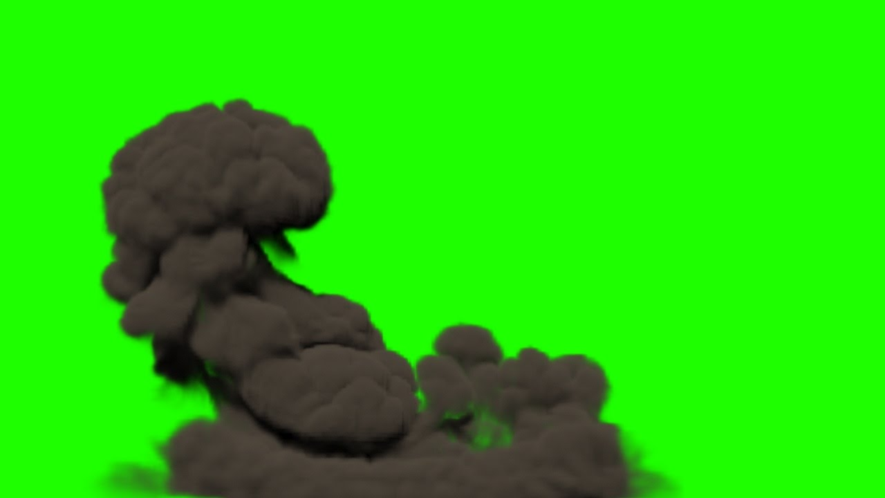 Green Screen Explosion HD Free Stock Footage Download After Effects