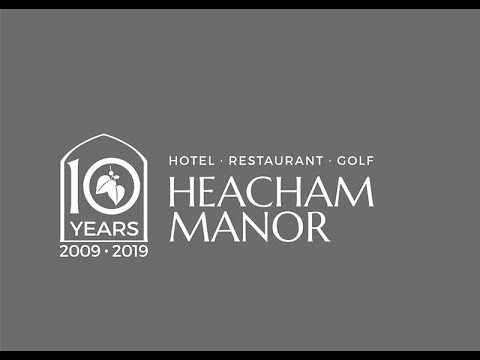 Welcome to Heacham Manor Hotel, Norfolk, UK