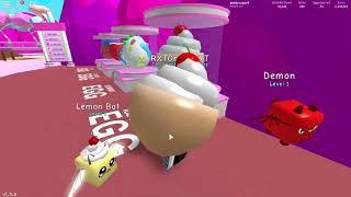 Voice Reveal noob Bubblegum Simulator (roblox)