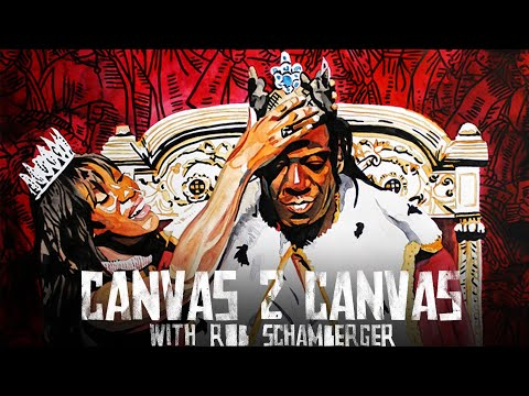 King Booker & Queen Sharmell recall their royal crowning: WWE Canvas 2 Canvas
