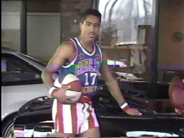 Curley Boo Johnson 1989 Velde Ford Car Commercial!