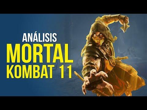 MORTAL KOMBAT 11, análisis