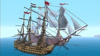 My Ship Battle Scene