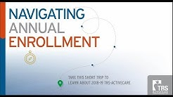 2018-19 TRS-ActiveCare Annual Enrollment
