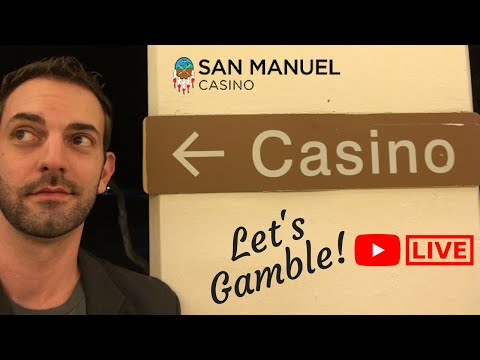 ⭕️LIVE at San Manuel CASINO 🎰 with Brian Christopher Slots