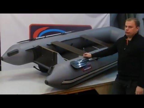 лодка hunter 320 видео