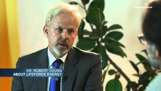 Dr Robert Young Lifeforce Energy - How we get Energy from Food