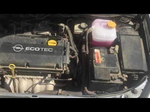 Поломка ОЖ / Opel Astra H #2