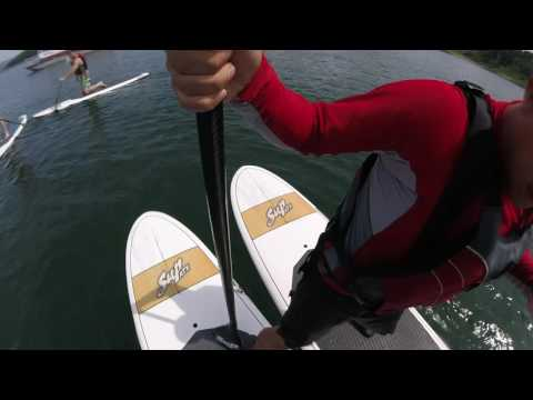 Fun and Games on SUP in Costa Rica!