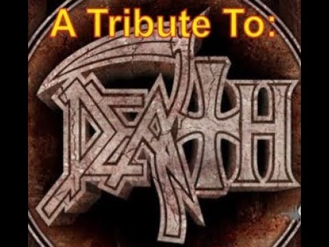 Tribute album to the band DEATH set for release .. A Tribute To Death!