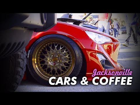 Cars & Coffee Cruise In @ The Florida Times Union - Jacksonville, FL - 02/13/2016