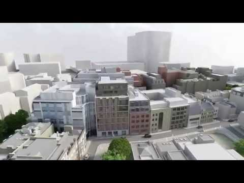 Alie Street: a video tour