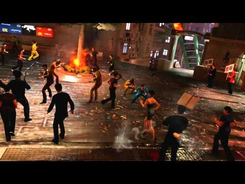 Sleeping Dogs - Year Of The Snake Trailer thumbnail