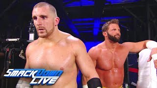 The Hype Bros vow to make a change: SmackDown LIVE, Sept. 19, 2017 thumbnail