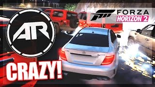 Forza Horizon 2 - Assassination Game! (AR12 Lobby)