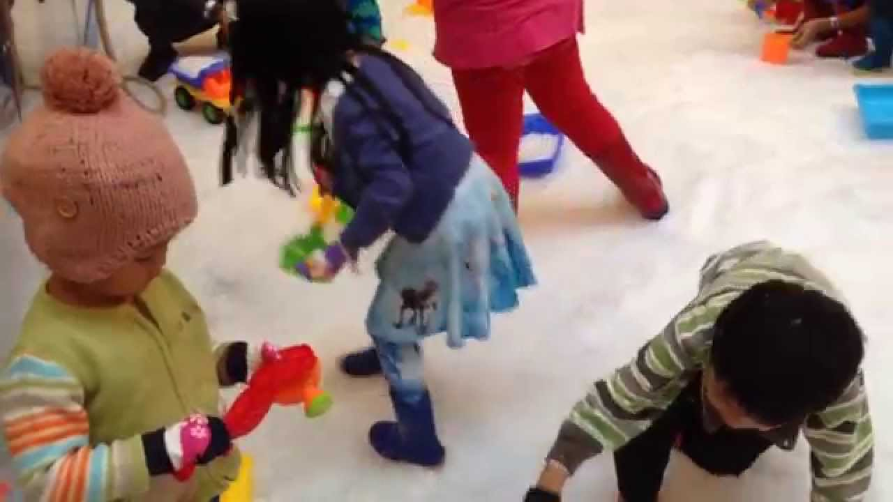 frosting garden at mall puri indah youtube