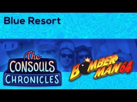 Blue Resort (Bomberman 64) Jazz Cover - The Consouls