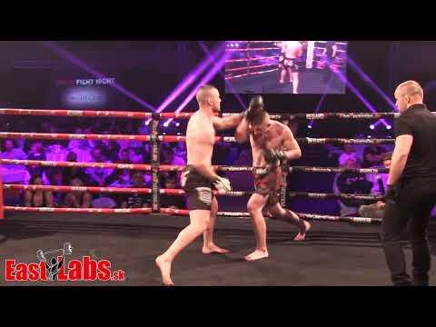 00 2019 Perun Fight Night IV   MMA  73kg Janos Vs Sokol