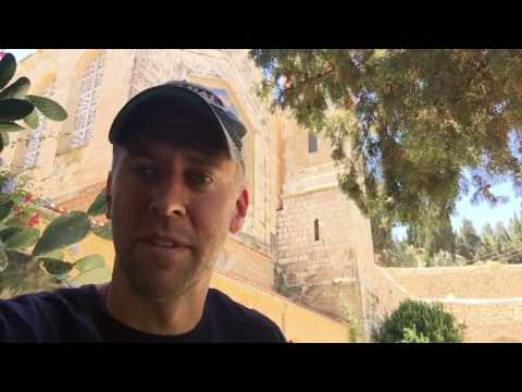 Holy Land Tour 2017- From the Place of the Visitation
