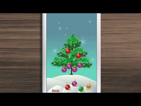 Decorate The Christmas Tree - Free Android Game