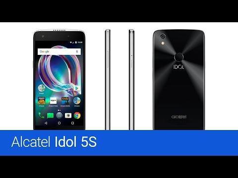 Alcatel Idol 5S (recenze)