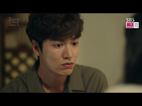 [ENG SUB]The Legend of Blue Sea EP02 new added scene cut