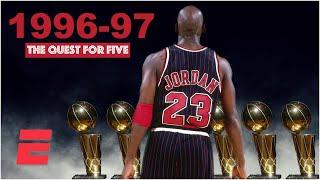 Michael Jordan's Bulls Dynasty: 1996-1997 | NBA Highlights on ESPN