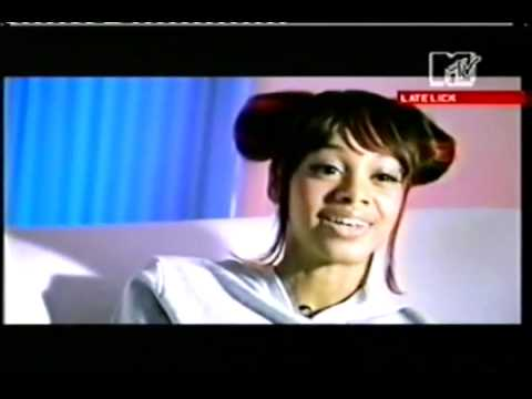 """Lisa """"Left Eye"""" Lopes Interview on The Late Lick Pt2"""