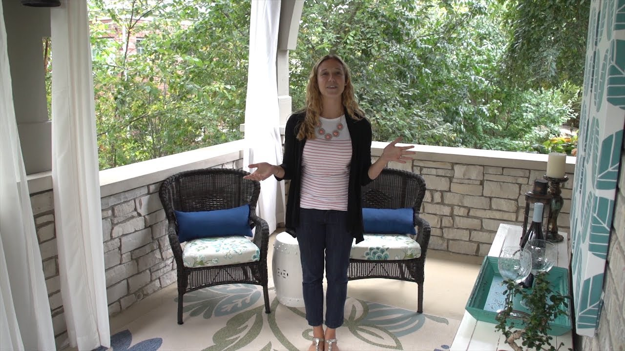 Complete Diy Porch Makeover Youtube