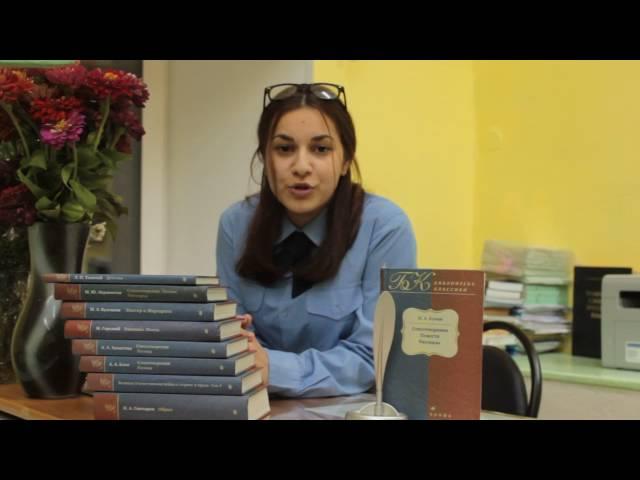 Изображение предпросмотра прочтения – АнастасияМигунова читает произведение «Соловьи» И.А.Бунина