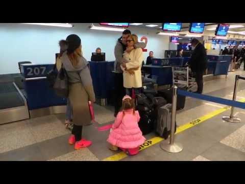 Aca Lukas, Lepa Brena, Sonja Vuksanovic, Boba, odlaze na Tajland Airport Blgrade Nikola Tesla!