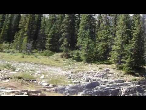 Ruby Falls Alberta