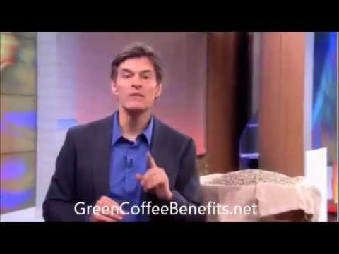 Dr. Oz Green Coffee Bean Project