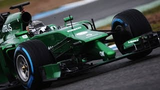 Formula One: The Data Driving the Races