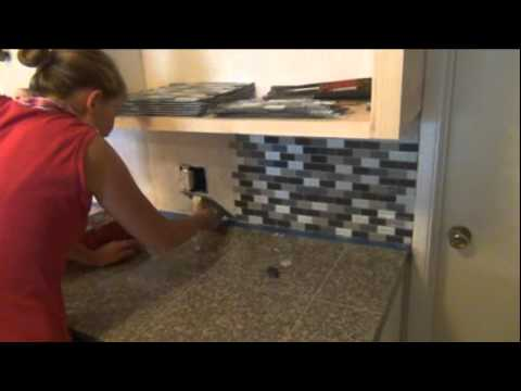 4 Granite Backsplash