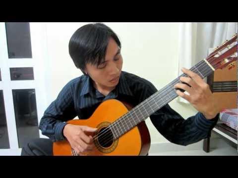 Romance de Amour - Romance (Guitare Classic) - Guitarist Nguyễn Bảo Chương