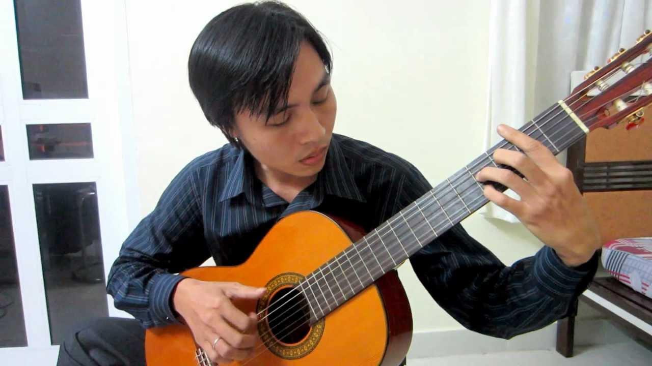 Download Romance de Amour - Romance (Guitare Classic) - Guitarist Nguyễn Bảo Chương