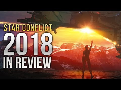 STAR CONFLICT. 2018 IN REVIEW