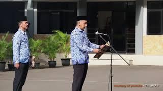 Peringatan Hari Korpri Ke-46 Kanwil Kemenkumham DKI Jakarta