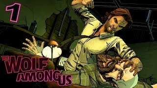 UN COMIENZO INTENSO | The Wolf Among Us | Parte 1 - JuegaGerman