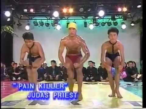 山本太郎 ダンス甲子園 1991年 メロリンQーーーーーー!!