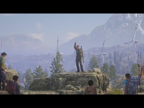 STATE OF DECAY 2 Ending - Sheriff Ending