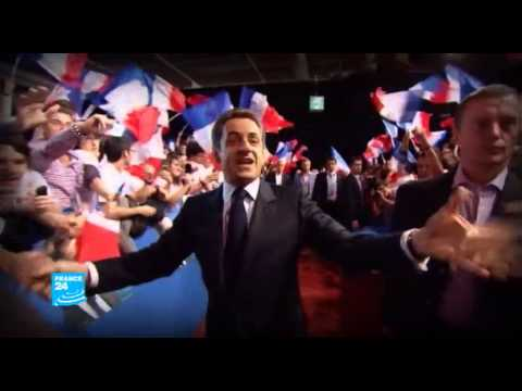 FRANCE PRESIDENTIAL ELECTION 2012